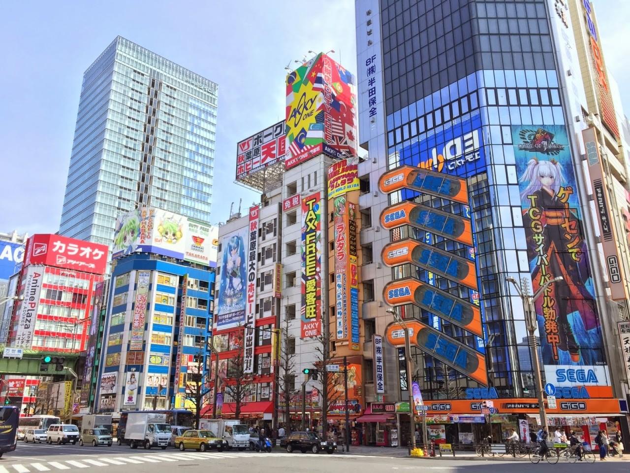 อากิฮาบาระ สวรรค์ของคนรักการ์ตูนญี่ปุ่น